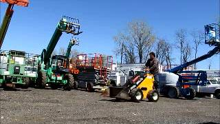 Sold! Mertz Brute Boxer 427 Ride On Mini Skid Steer Loader Aux Bidadoo.com
