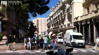 General Atmosphere During Monaco GP F1 2011 #3