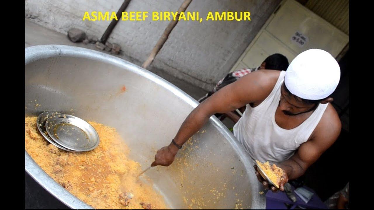Indian muslim beef biryani prepared ambur style for 200 people indian muslim beef biryani prepared ambur style for 200 people street food youtube forumfinder Gallery