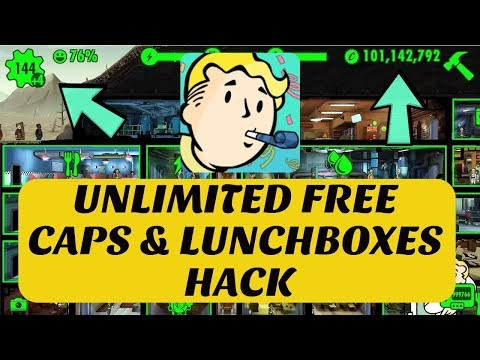 Fallout Shelter Hack - Fallout Shelter Free Caps And LunchBoxes Android/IOS