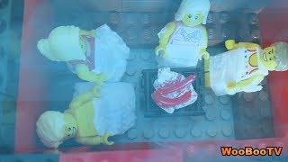 LASTENOHJELMIA SUOMEKSI - Lego city - Juhannus - osa 2