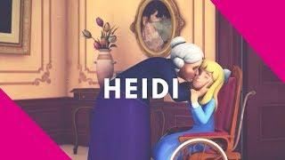 Heidi 🌸 Llega la dulce abuelita de Clara