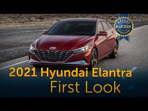 2021 Hyundai Elantra   First Look