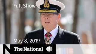 The National for May 8, 2019 — Norman Politics, Face Transplant, Gun Smuggling