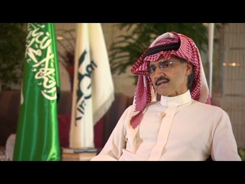 Prince Alwaleed talks about ISIS, Obama