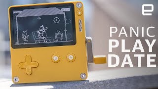 Playdate Hands-On: Cutting-edge gaming nostalgia