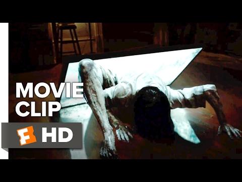 Rings Movie CLIP - Off the Wall (2017) - Matilda Anna Ingrid Lutz Movie