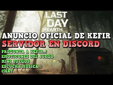 CHAT OFICIAL EN DISCORD..! | LAST DAY ON EARTH: SURVIVAL | [RidoMeyer]