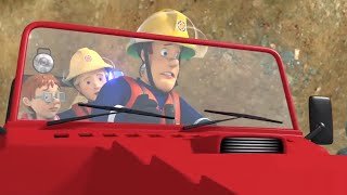 Fireman Sam US | Muddy River Rescue | Sam's Best Rescues 🚒 🔥 Kids Movie