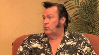 HONKY TONK MAN ON HULK HOGAN
