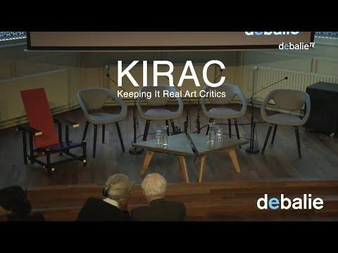 Keeping It Real Art Critics - Debat rond première KIRAC 13: 'Stigma'