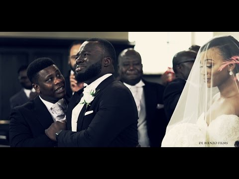 The Worlds Best Wedding Entrance | Groom Cries When He Sees His Bride | Ghanaian Wedding Video from YouTube · Duration:  1 minutes 47 seconds