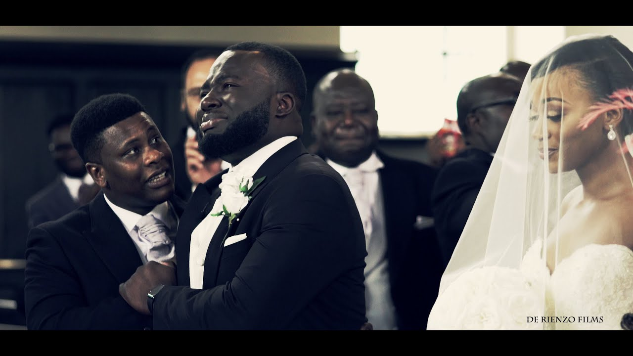 The Most Breathtaking Bridal Entrance Ever Groom Cries When He Sees His Bride You