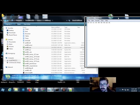 Manually unpack UPX with Olly