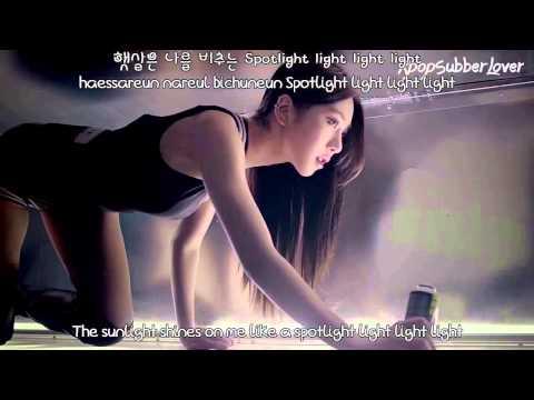 AOA - Like a Cat (사뿐사뿐) MV [Eng Sub+Romanization+Hangul] HD