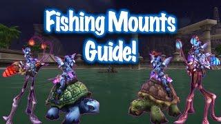 Jessiehealz - Fishing Mounts Guide (World of Warcraft)