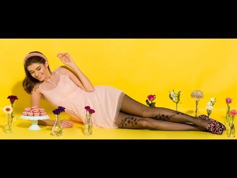 Milena Lingerie - collezione di calze e collant SS2020 Gabriella