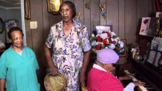 Rev. Willie Mae Eberhart and Mother Fleeta Mitchell