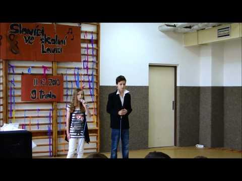 Slavíci ve školní lavici: Kamila Holá a Honza Bug