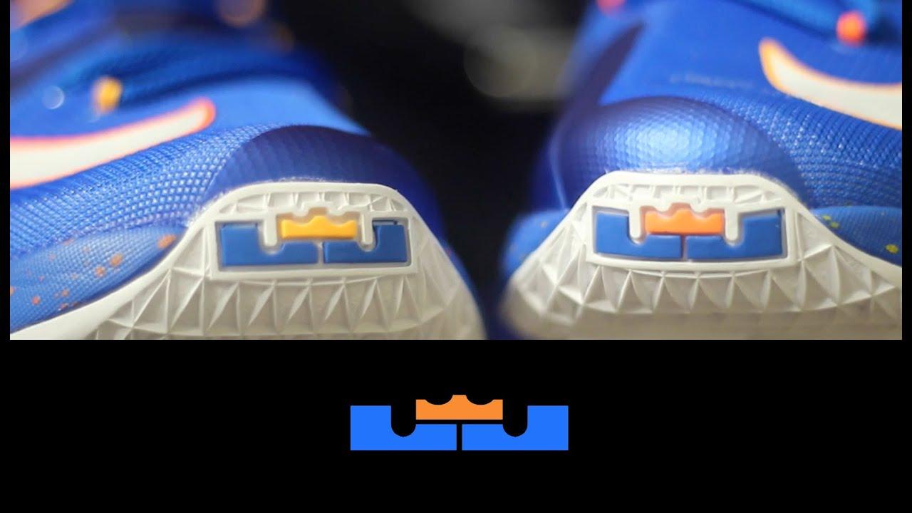 9bb94f728aa Nike LeBron 13  Balance  - YouTube