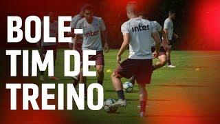 BOLETIM DE TREINO + RODRIGO CAIO: 20.09 | SPFCTV