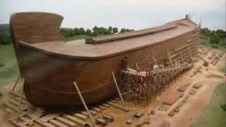 اثار لسفينة نوح عليه السلام على جبل الجودي
