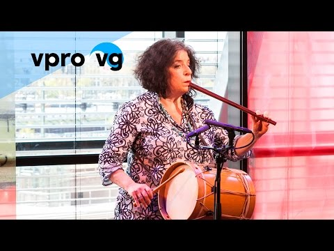 Avery Gosfield - music from Venetian Jewish Ghetto (live @Bimhuis Amsterdam)