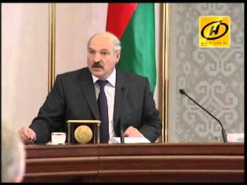 видео: Лукашенко   откуда новые автомобили при нищем народе