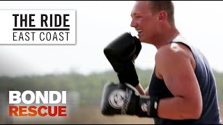 Jesse and Maxi are challenged to a Fight! | The Ride East Coast (Webisode 7)