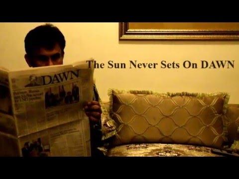 Media Studies - DAWN Newspaper Ad