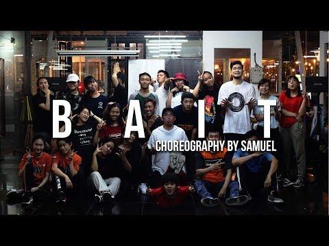 "WALE - ""BAIT"" / Choreography by Samuel"
