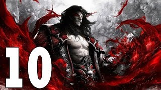 Let's Play Castlevania Lords of Shadow 2 Gameplay German Deutsch Part 10 - Süßer Chupacabra