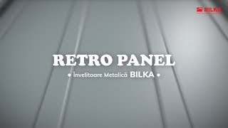 invelitoare metalica bilka retro panel