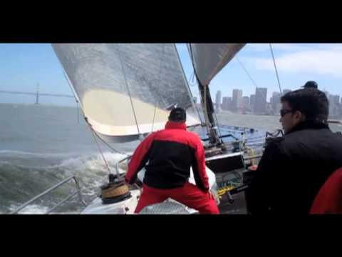 Larry Ellison's USA - 76 International America's Cup Yacht Driven By Zennie Abraham