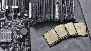 Procesor za 10 groszy vs 1.25zł vs 8zł vs 40zł