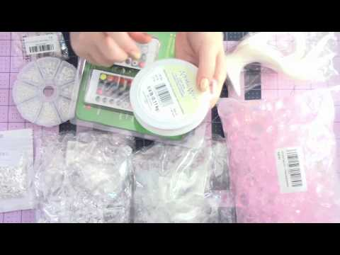 Amazon Haul, Jewelry Supplies and More! Great Deals!