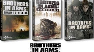 Brothers In Arms Trilogy (Road To Hill 30, Earned In Blood, Hell