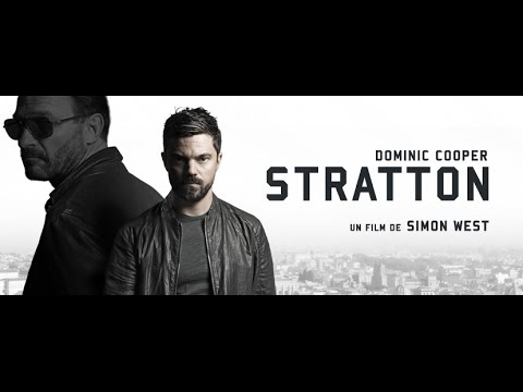 STRATTON Dominic Cooper  bandeannonce du film de Simon West