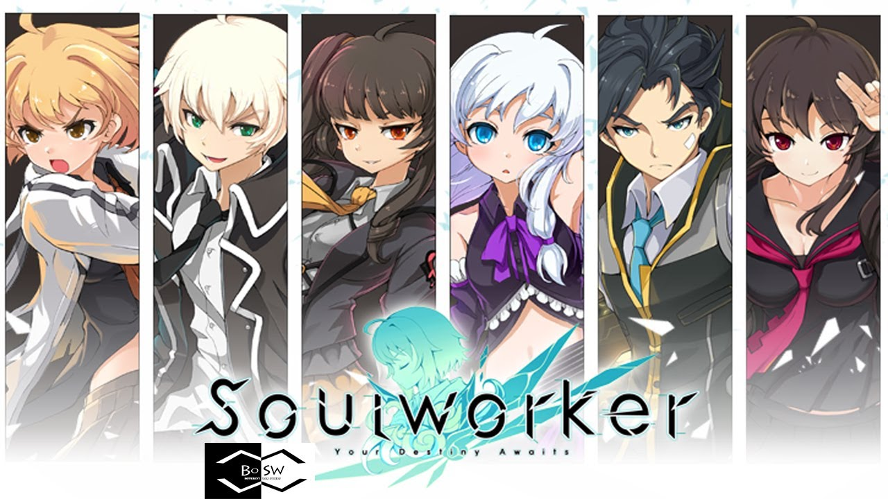 Soul Worker Download German