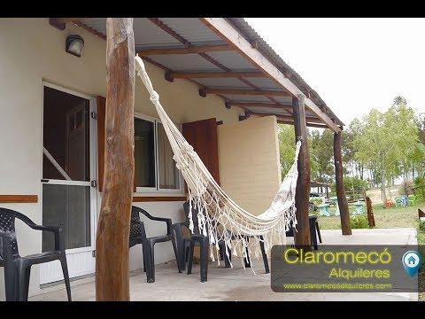 Claromar Deptos III y IV - Claromeco Alquileres