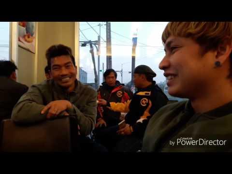 คนไทยในไต้หวัน (Free day) | THAI WORKER IN TAIWAN
