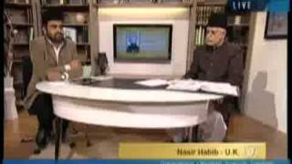 An Mta callers tells - How dajjal is trying to hide the Truth and defaming Islam.flv