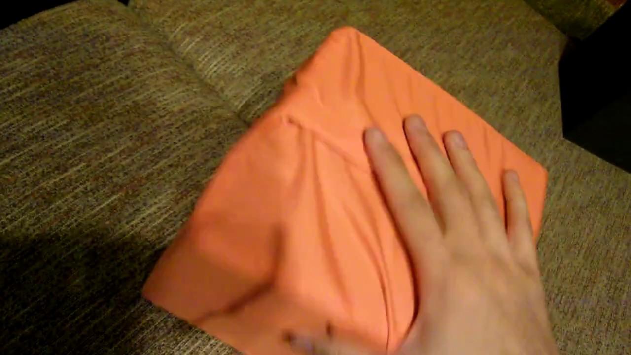 Чехлы для поролоновых кубиков для поролонового шоу - YouTube