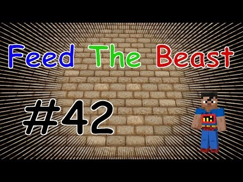 Let's Play Feed The Beast #42 Café Sacher Replica [Full-HD] (Ger)