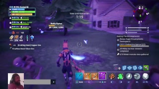 FORTNITE: NEW QUESTS, WEAPONS, HEROES, HOVERBOARD & MORE!!! FINISHING PLANKERTON!! LET'S GET TO IT!!