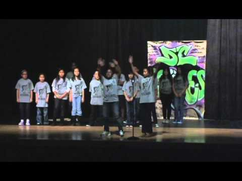 2011 DC SCORES Poetry Slam!: Tubman Elementary School