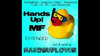 Hands Up! MF (Extended Edition) mixed by Handsuplover (2012) [Hands Up!] PREW