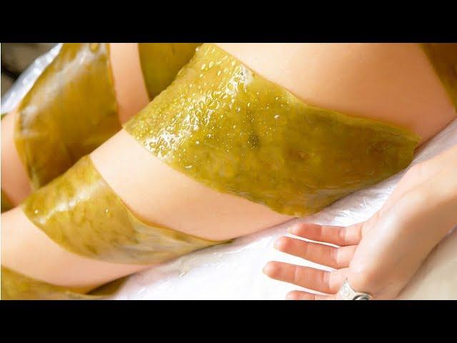 Обертывания в борьбе с целлюлитом