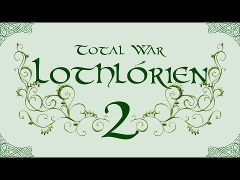 TATW: Divide & Conquer V2.2, Lothlórien Total War - 2, A Wild Nazgûl Attacked