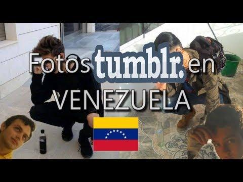 IMITANDO FOTOS TUMBLR EN VENEZUELA